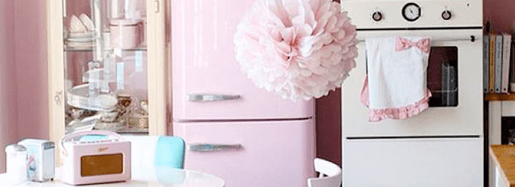 decoração de uma cozinha