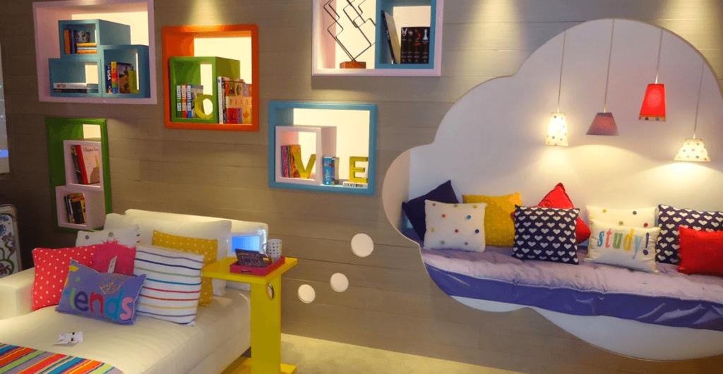 quartos criativos