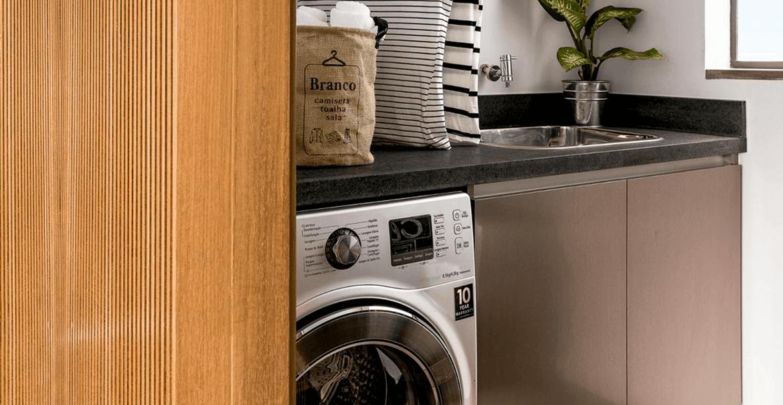 lavanderias pequenas